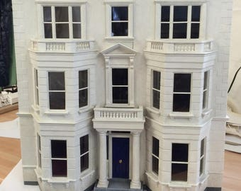 Victorian miniature dolls house 1/24th scale