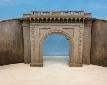 Box Tunnel railway model OO gauge