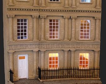 Bath Circus dolls house miniature 1/24th scale