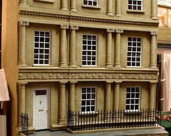 Bath Circus dolls house miniature 1/12th scale