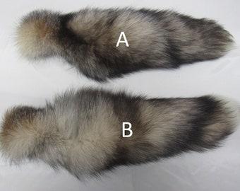 b3f977c2cd2 Assorted Crystal Fox Tail Keychains