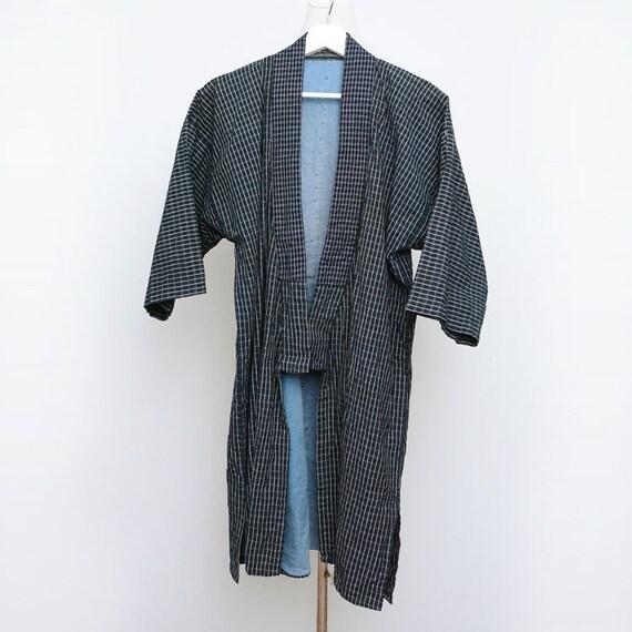 noragi jacket men japanese vintage kimono cotton 2