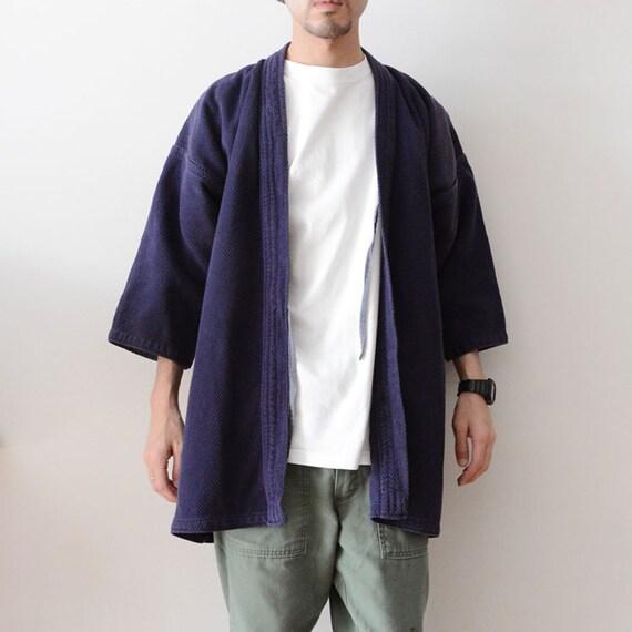 Kendo Gi Sashiko Jacket Cotton Japan Vintage