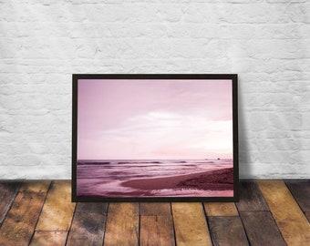 Framed Poster - Violet magic + Fine Art Photography + Wall Art