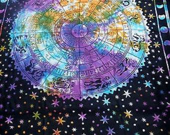 """72""""x108"""" Zodiac Tapstry"""