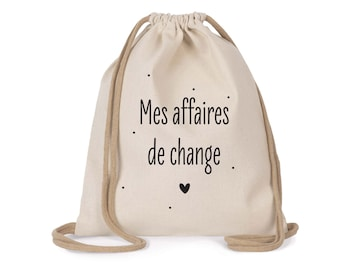 """Bag """"My exchange stuff"""" 