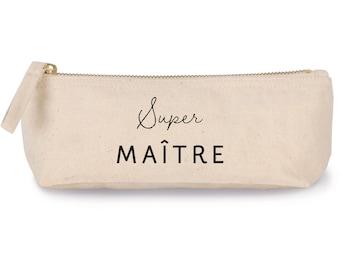 Super Master | Kit  school kit, master gift, gift - pouch - kit, customizable gift