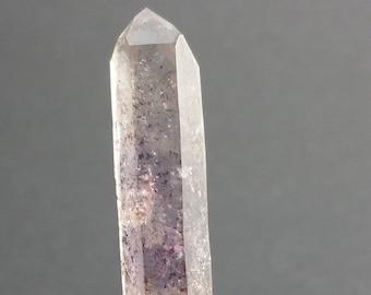Quartz, amethyst crystal lace, KS, minerals, Namibia