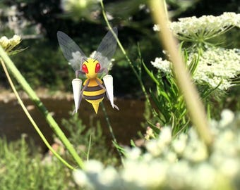 Beedrill Pokemon GO Photograph
