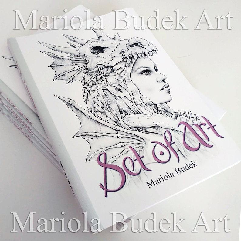 Livre Set of Art – Mariola Budek