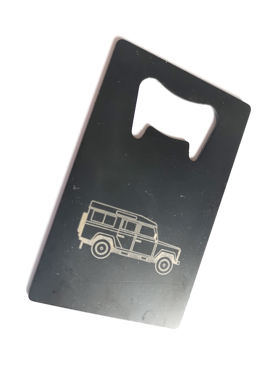 Gardening Shooting Land Rover Defender 90 110 130 6oz Hip Flask Outdoors Camping Whisky Made in Scotland Hunting Father/'s Day