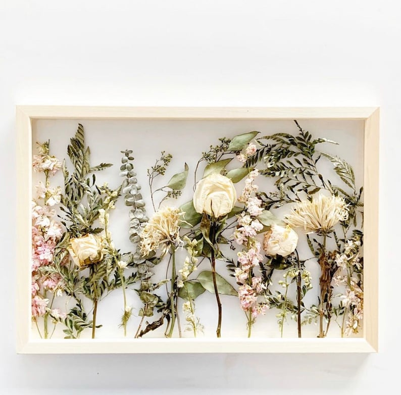 Preserve & Frame Your Wedding Bouquet image 0