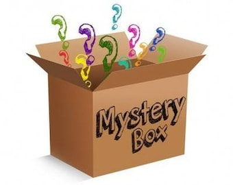 Beauty mystery box, the box that you will want