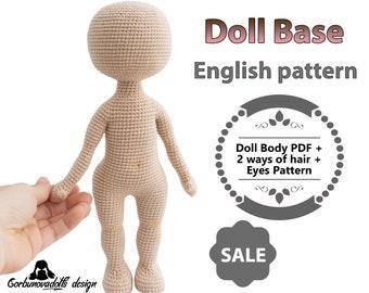 37+ Free Amigurumi Crochet Doll Pattern and Design ideas - Daily ... | 270x340