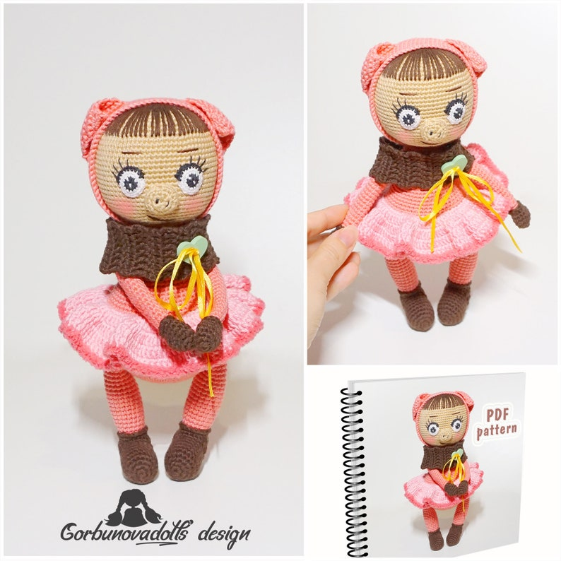 Amigurumi Dolls Star Wars Set Crochet Pattern DIY Crochet Doll ... | 794x794