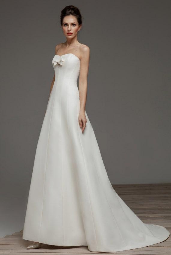 Moderne Hochzeit Kleid Moderne Hochzeit Kleid Boho Elegante Etsy