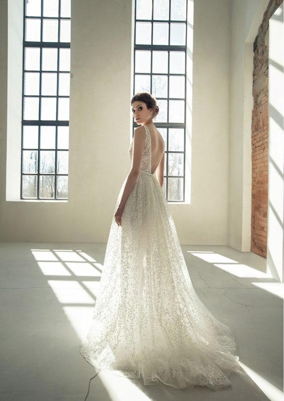 Light Wedding Dress