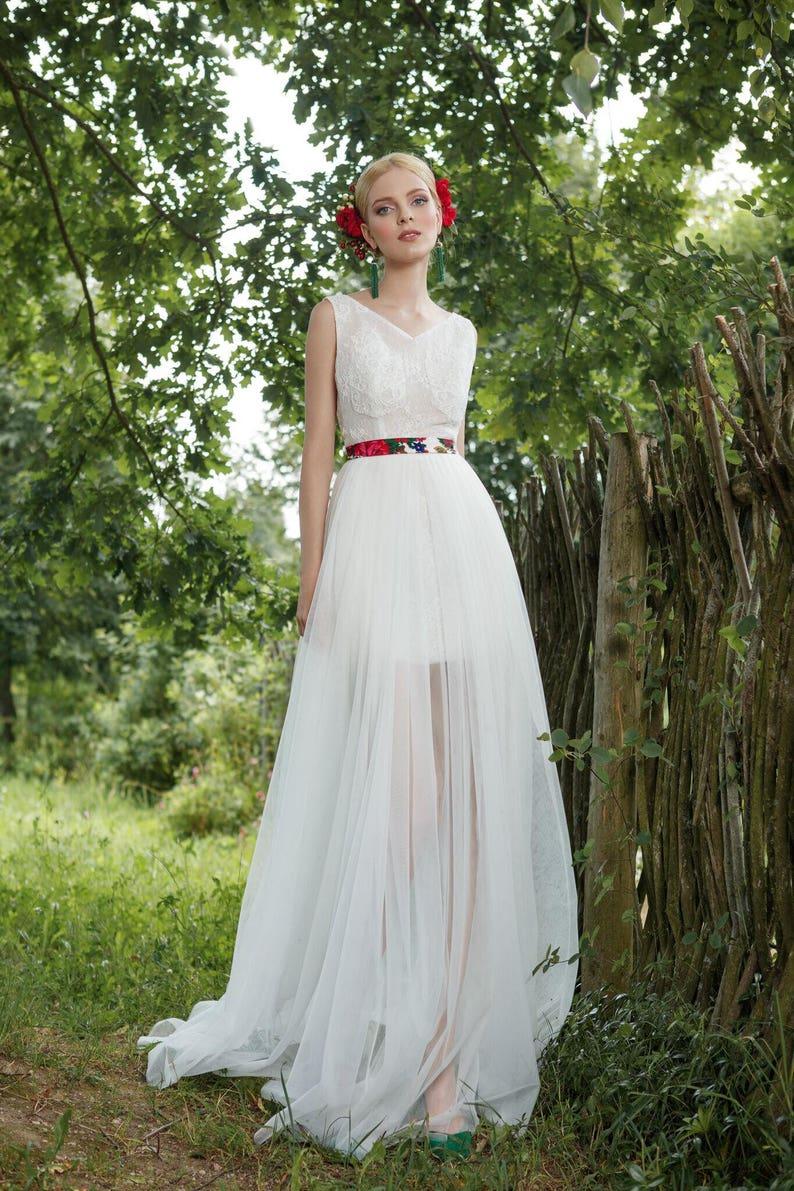 Matrimonio Bohemien Qr : Matrimonio popolare vestito folk sposa abito matrimonio etnico etsy