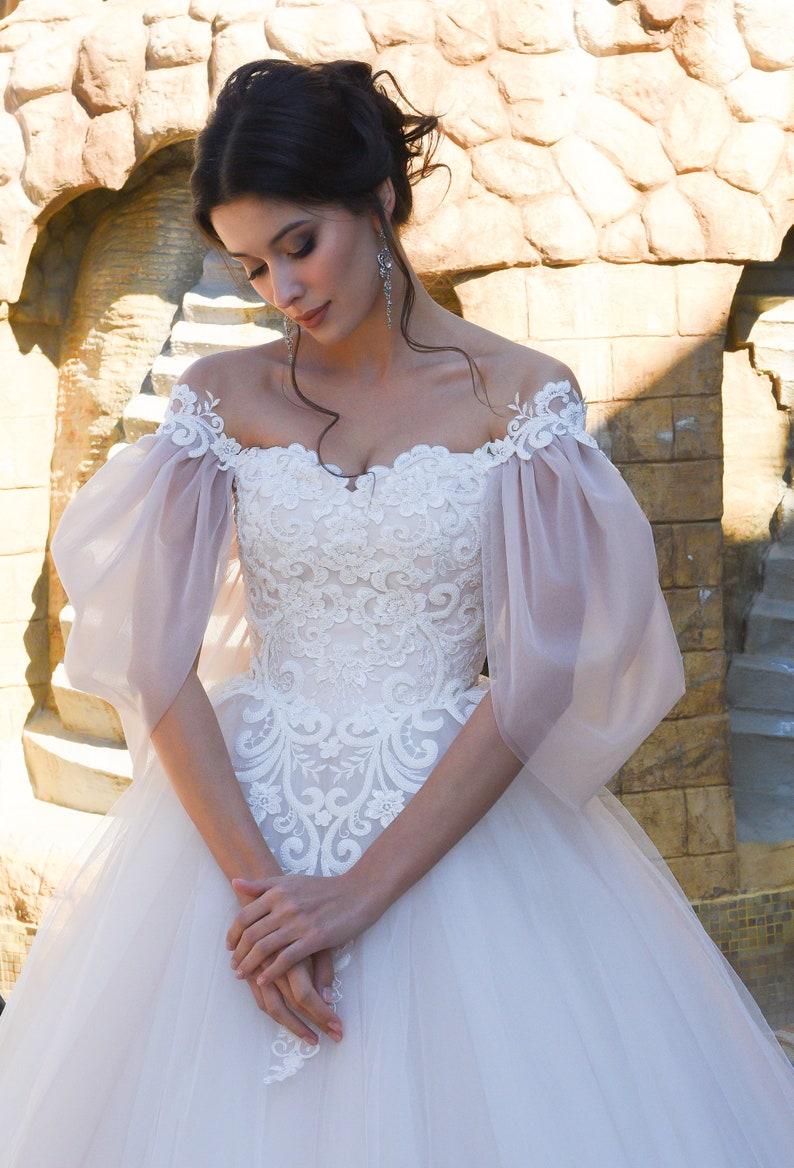 4b4518b17a6df Plus Size Pale Pink Wedding Dress - raveitsafe