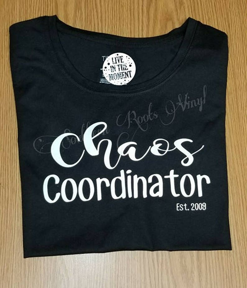fc0455f4180f6 Chaos Coordinator Tee