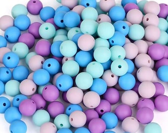 Jewelry & Accessories Provided Silicone Beads 20pcs Food Grade Silicone Teether Grape Teething Soft Toys Necklace Jewelry Making Baby Chew Beads Wholesale