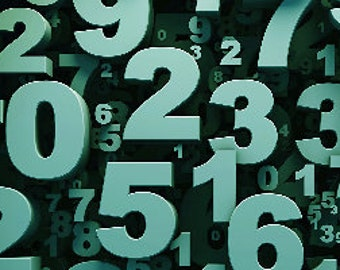 Core Numbers Personalized Numerology Report