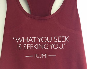 Scarlet Red Rumi Ladies Racerback Tank