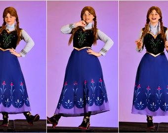 Princess Anna Print Three Pack