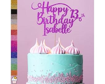 cake topper birthday