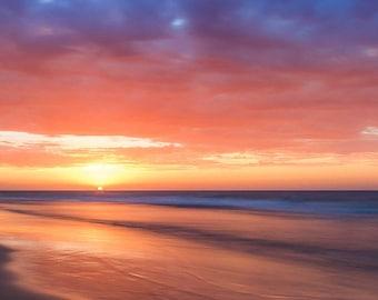 Setting Sun Fine Art Photography