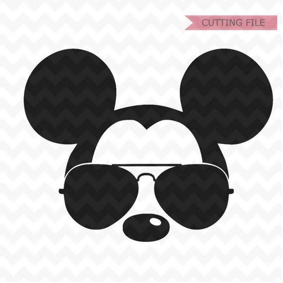 Mickey Mouse svg sunglasses Disney Mickey Mouse sunglasses | Etsy