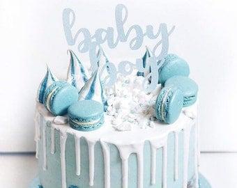 Baby Boy Baby Shower Cake Topper, Baby Boy Cake Topper, Baby Shower, It's a boy, Baby Shower Cake Topper Boy, Baby Shower Decorations Boy