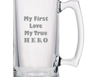 Beer Mug For Dad - Father's Day or Birthday Gift