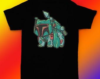 e32c36c6 Pokemon shirt Boba Fett Bulbasaur t shirt tee gift ideas / unisex, womens,  mens shirt / cotton clothing / birthday apparel gift for him her