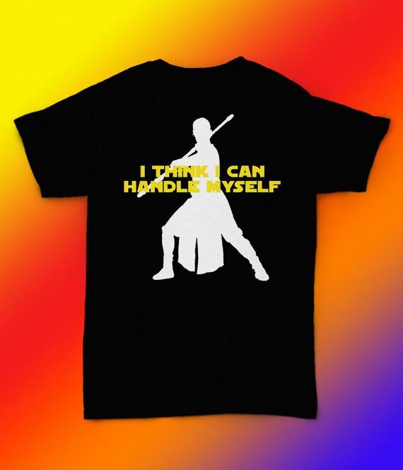 Idées de cadeau Star Wars chemise la Force Jedi t shirt tee    6979fcce2de