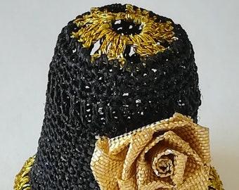 Thimble collection handmade - OOAK - Thimble