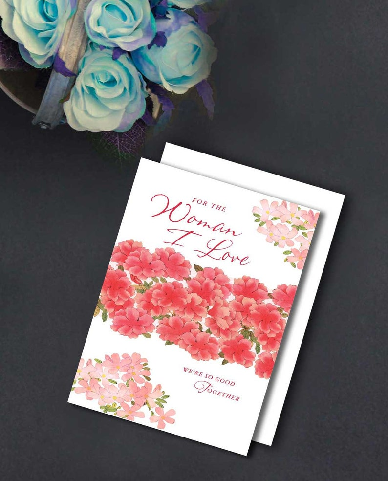 Birthday Card For Her Wife