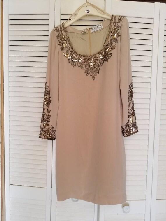 Vintage designer evening dress