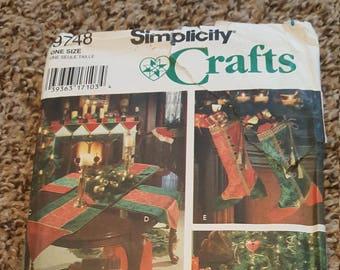 Simplicity Crafts Pattern 9748