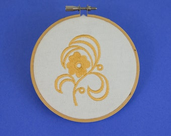 Embroidery in the Hoop