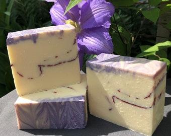 Love Spell Soap; Handmade Soap; Bath and Body