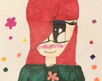 High school Persephone