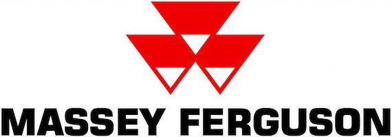 Massey Ferguson Tractor Wall Sticker