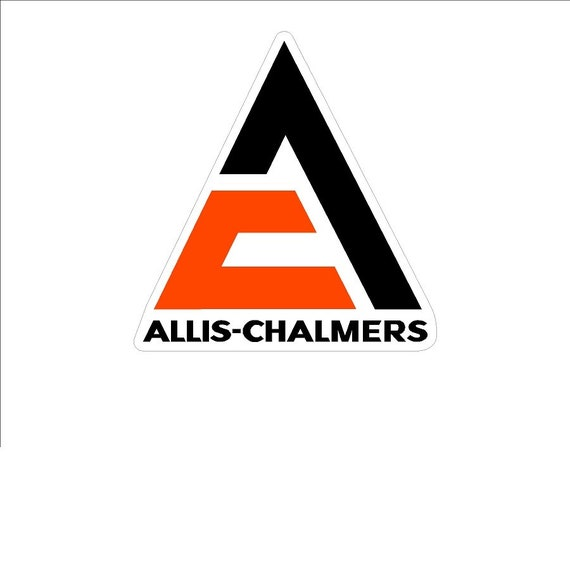 A-C Tractors Allis Chalmers Tractors Logo Keychain Allis Chalmers Key Chain