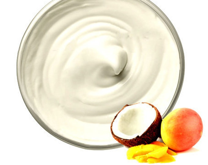 Natural Organic Whipped Hand and Body Lotion Sample Size