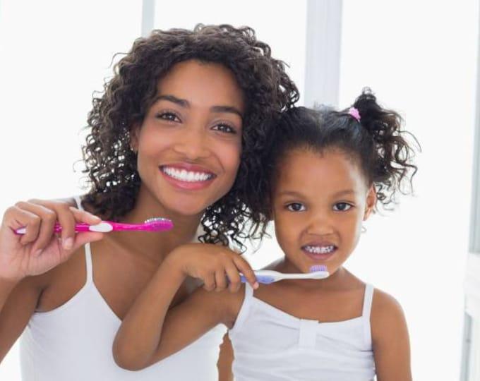 Organic Vegan Naked Whitening Toothpaste Sample Size