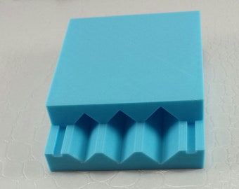 Polymer Clay Diamond Large 12, 14, 16mm Bead Roller, Bead Making Tool, Artist Gift
