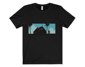 Kame House T Shirt DBZ