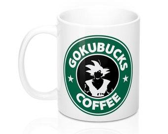 Goku Mug