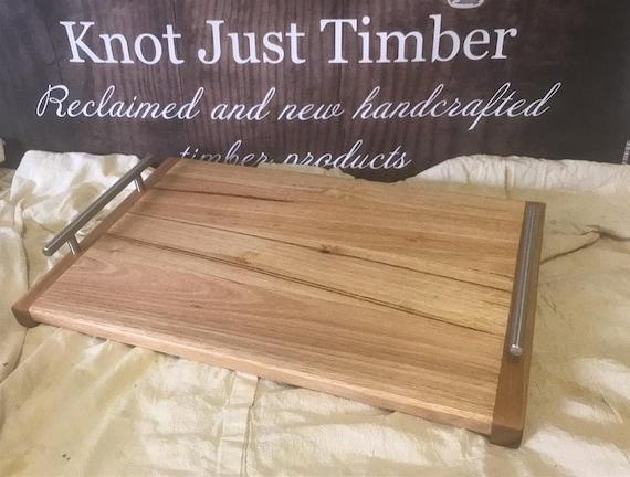 Reclaimed Hardwood Chopping Board Australian Made